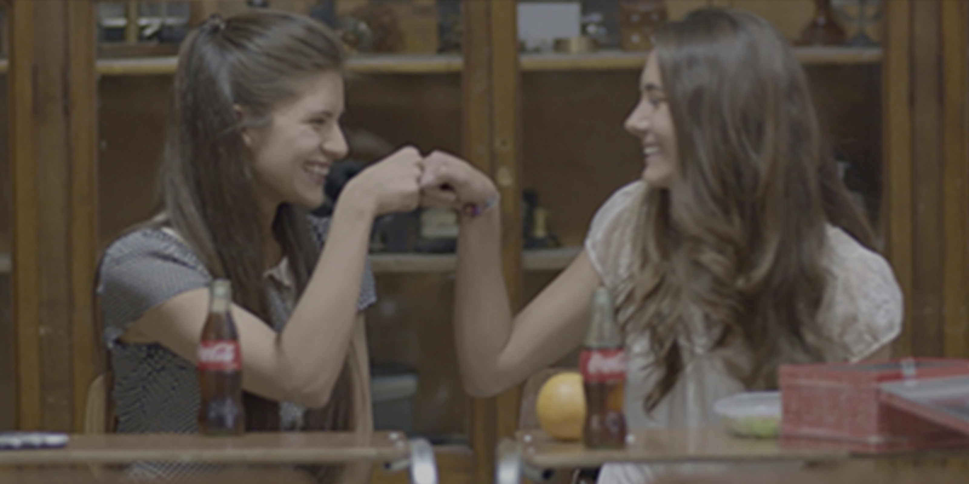 Coca-Cola Embraces the Fist Bump and Gets Serious About True Friendship